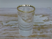 Solid Gold Hammered Ring