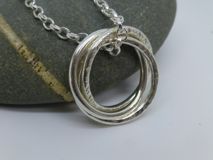 Russian Ring Necklace £54.00